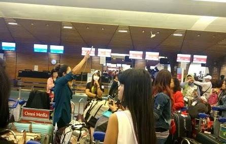 Kasihan, Sudah Diblacklist Di Taiwan Karena Paspor Ganda, TKW Indramayu Ini Masih Kehilangan Koper Saat Mudik Ke Indonesia