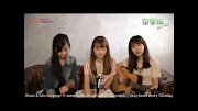 Music: Yokez and Felicia performing a Chinese song called <simple love  简  单 爱 >