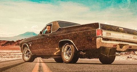 El Camino - Jesse Pinkman