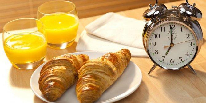 Menu sarapan yang bagus setiap pagi