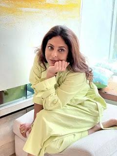 Shefali Shah In Jalsa Movie