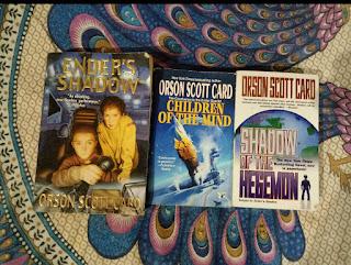 Ender's game books