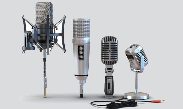 Microphone Devices 1877 | Siapa Penemu Mikrofon?