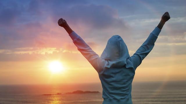 Bagaimana Agar Menjadi Orang Positif, Sehat dan Powerful