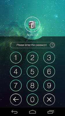 تطبيق قفل الموبايل بالباسورد
