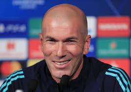 Zinedine Zidane admits succeeding Didier Deschamps as France coach is an ambition.