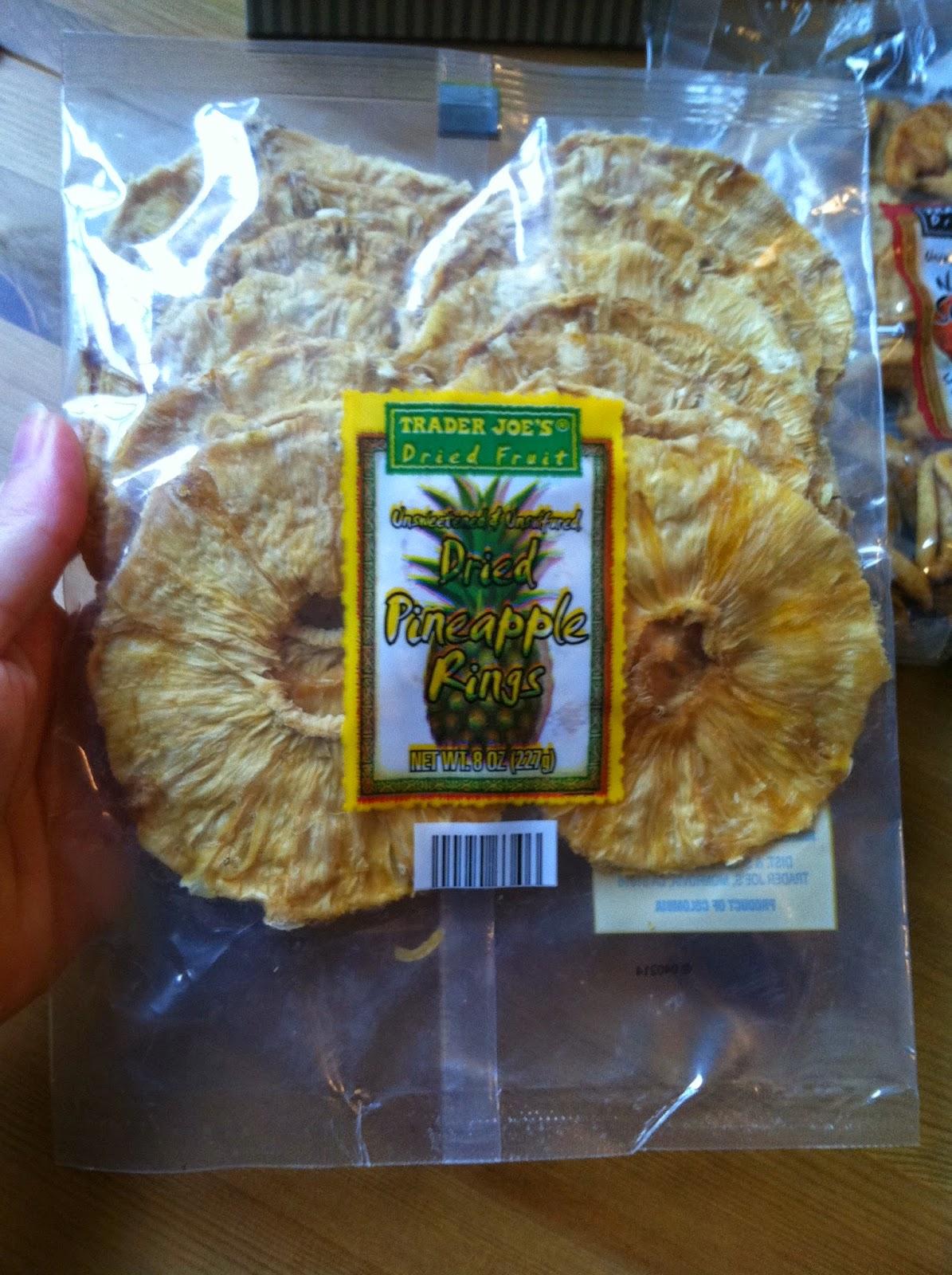 trader joes ananas stücke in der dose