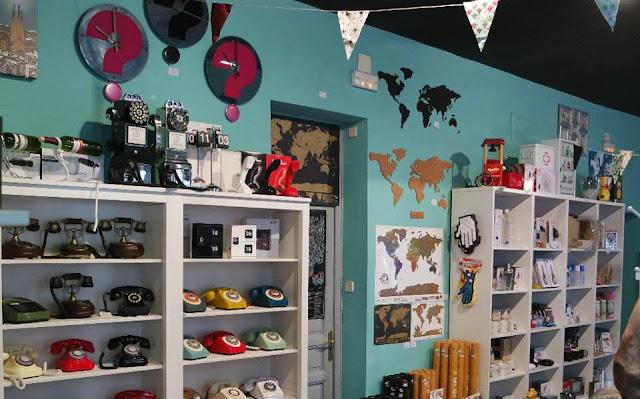 6 tiendas para encontrar regalos originales don 39 t stop madrid - Regalos originales decoracion ...