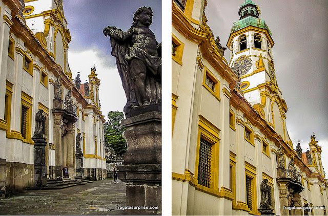 Igreja de Loreto, Praga