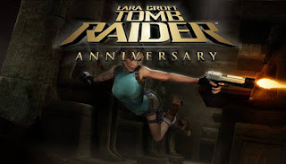 game psp terbaik Tomb Raider: Anniversary