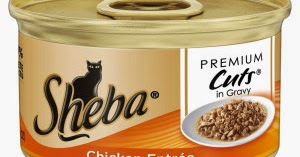 Carbohydrate In Sheba Cat Food