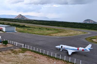 Resultado de imagem para aeroporto de patos-pb