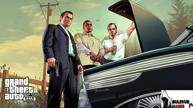 grand theft auto v image