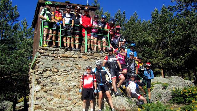 MTB en el Valle de Rascafría - AlfonsoyAmigos