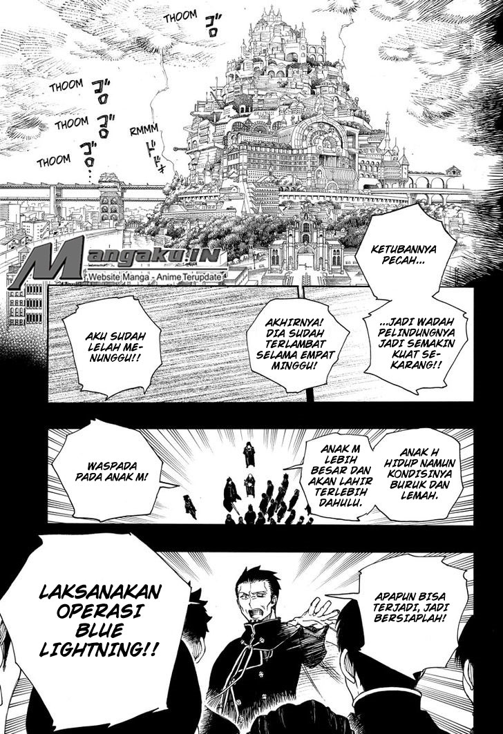 Ao no Exorcist Chapter 108-33