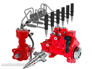 كتاب رائع حول أنظمة حقن وقود الديزل في المعدات الثقيلة PDF