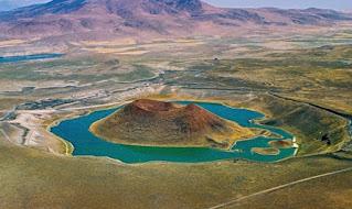 iç anadoluda gezilecek yerler meke gölü
