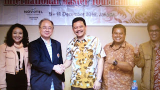 Photos From The JAPFA Masters That Is Now Underway