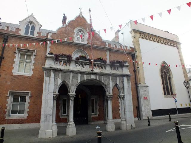 iglesia en gibraltar