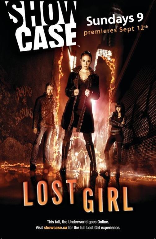 Lost Girl Serie Completa Castellano 480p