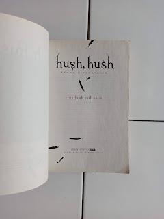 1 Hush, Hush by Becca Fitzpartrick