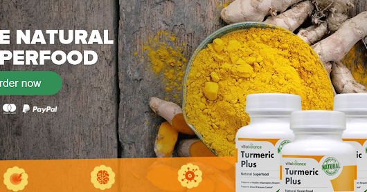 Turmeric is the Natural #Superfood