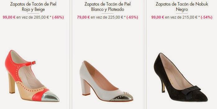 Zapatos de tacón Parallele