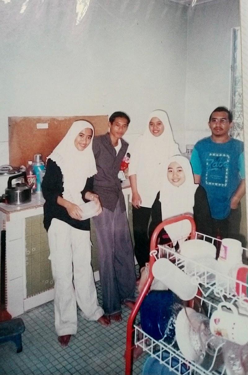 Berpuasa sendirian di Papar, Sabah pada 1998