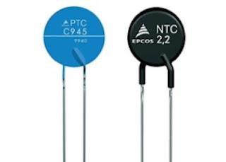 termistor ptc ntc