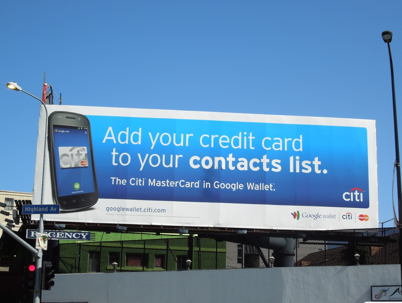 Daily Billboard: BONUS DAY: Citi MasterCard Google Wallet ...