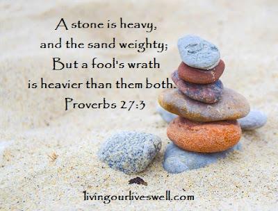 Proverbs 27:3