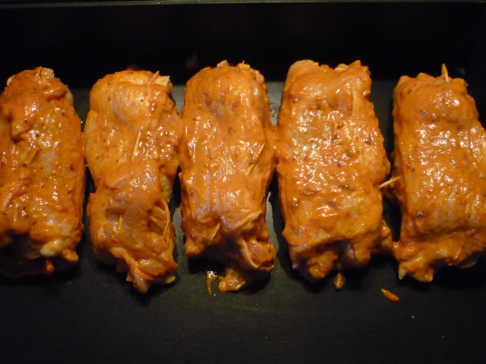 Pirinçli tavuk sarma tarifi