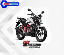 Honda CB150R StreetFire STD Razor White