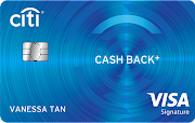 Claim your $350 if you're getting the Citibank Cash Back+ card