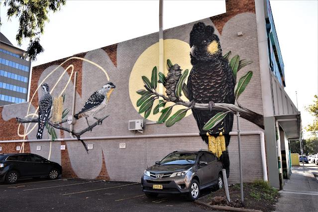 Penrith Street Art   Thomas Jackson