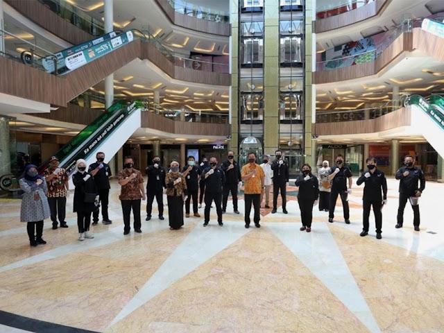 Ini Aturan Bagi Pengelola dan Pengunjung Mall di Bandung Bila Nanti Dibuka