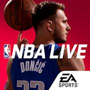 تحميل لعبة nba live mobile مهكرة للاندرويد