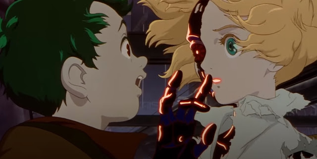 mejores animes steampunk
