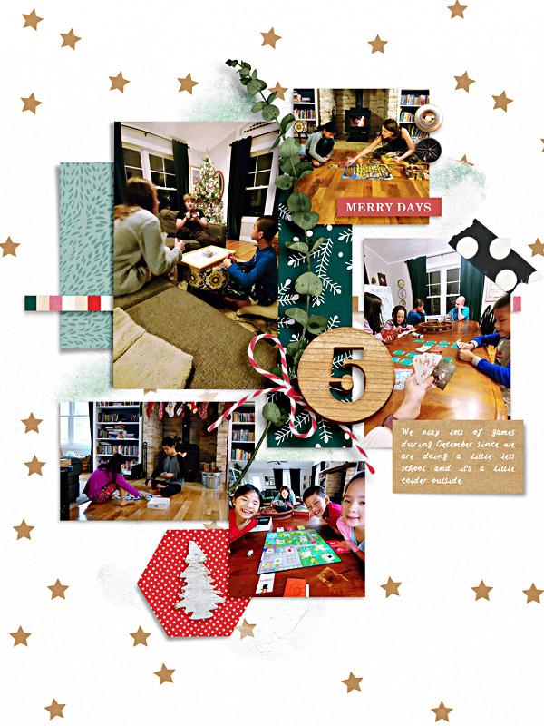 12 Memories of Christmas - page 5