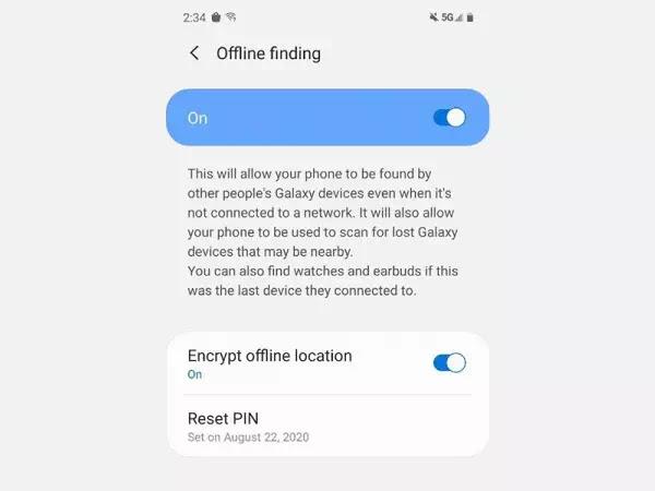 Find Mobile Samsung