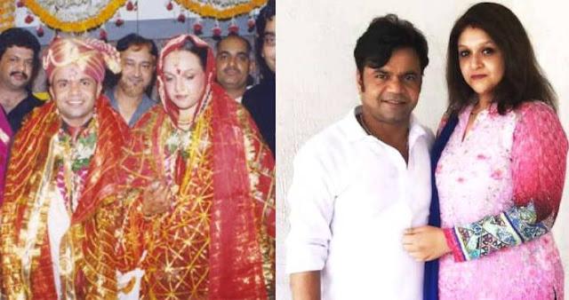 राजपाल यादव की अनोखी लव स्टोरी है बिलकुल फिल्मी, एक्टर से शादी करने के लिए कनाडा छोड़ आ गईं थी भारत