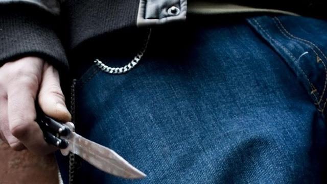 Συλληψη 26χρονου Ρουμάνου με μαχαίρι στο Ναύπλιο