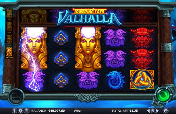 Main Gratis Slot Indonesia - Towering Pays Valhalla Yggdrasil