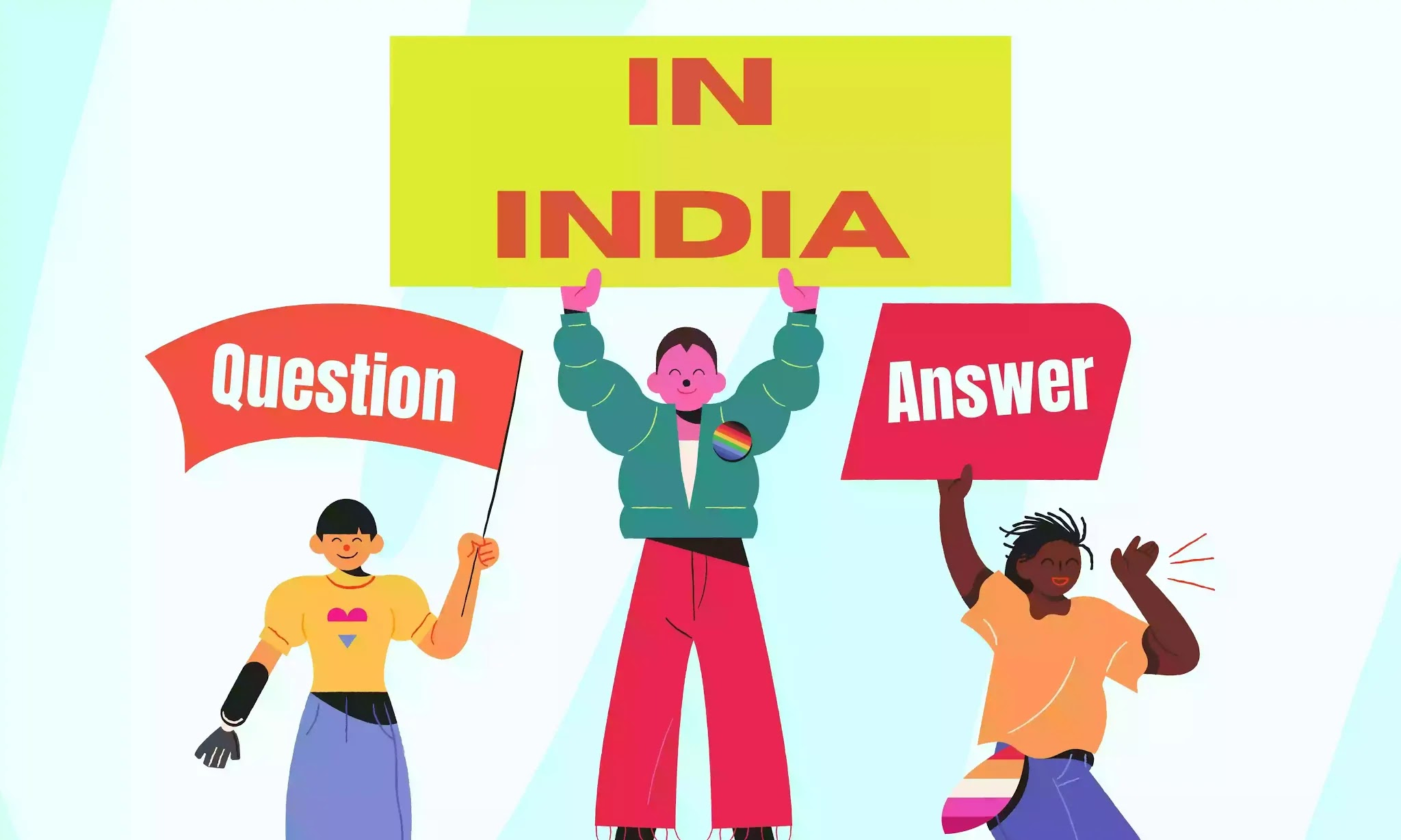 In India mein sabhi Question Answer ki Jankari Hindi Version me