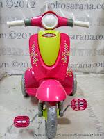 Sepeda Roda Tiga Royal RY309 Skuter