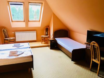 Hotel Lokis, Niedzica-Zamek, pokój trzyosobowy