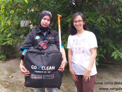 Review GO-CLEAN Paket Ramadan 2019.  GO-CLEAN Bikin Rumah Lebih Bersih Dan Puasa Jadi Lebih Tenang.