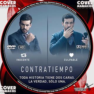 GALLETA CONTRATIEMPO - THE INVISIBLE GUEST 2016[COVER DVD]