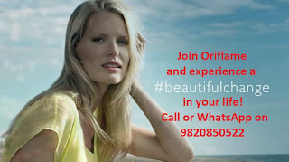 Join Oriflame in this month