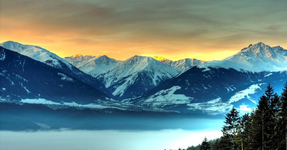 Wallpapers: Beautiful Mountains Wallpapers